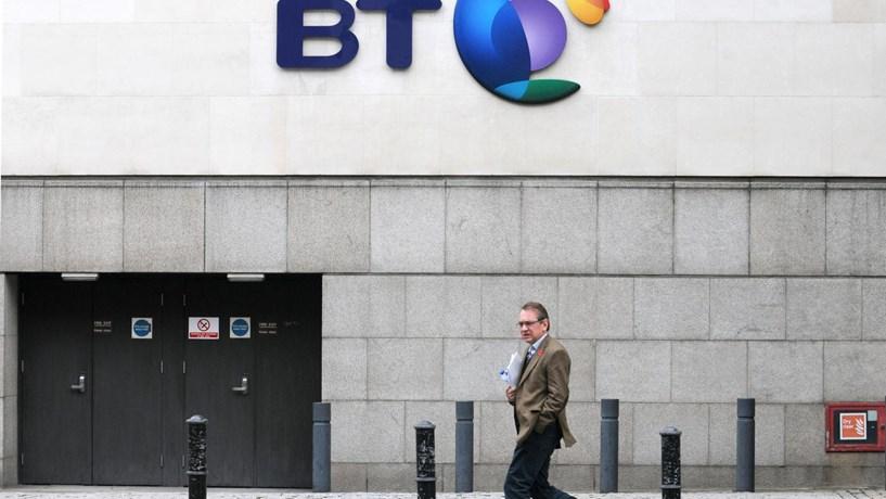 BT afunda mais de 19% após triplicar provisões em Itália