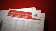 Certificados do Tesouro captam 375 milhões e compensam saídas dos Certificados de Aforro