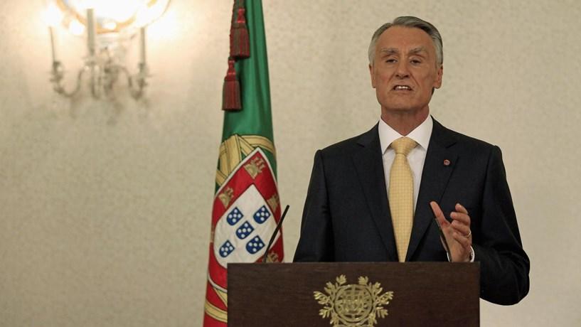 Cavaco Silva volta a pedir compromisso político para o futuro de Portugal