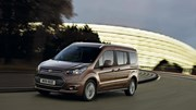 Automóveis no Weekend: Ford Tourneo Connect