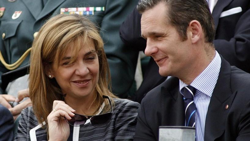 Inaki Urdangarin condenado a seis anos de prisão. Irmã do rei de Espanha absolvida