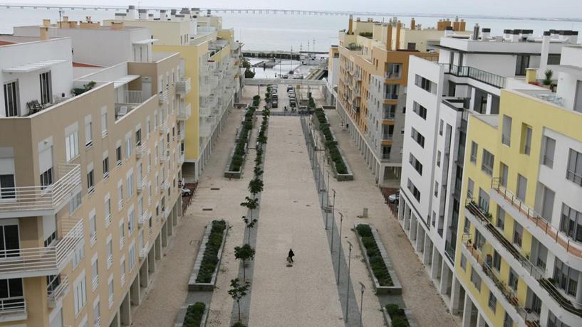 Só os espanhóis têm mais casa própria que os portugueses