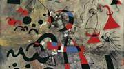 Estado chega a acordo com Christies para ficar com Miró