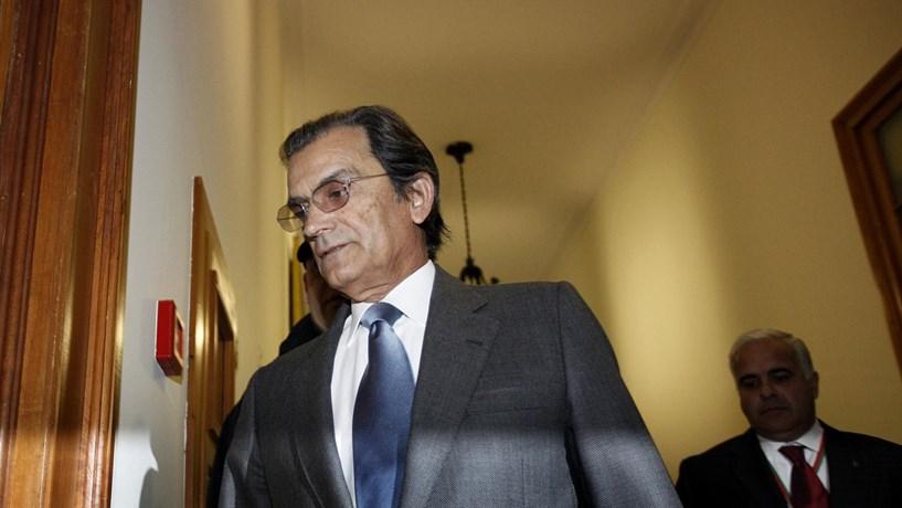 BPN: Oliveira Costa condenado a pena de 14 anos de prisão