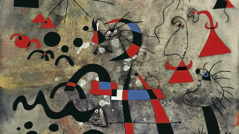 Portugal já tem acordo com Christie's para novo leilão das 85 obras de Miró do ex-BPN