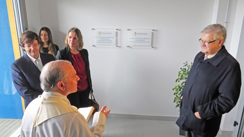 Novo centro de distribuição da JM cria 450 empregos em Valongo