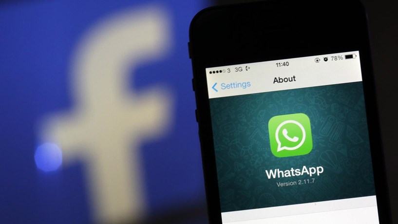 WhatsApp deixará de funcionar em alguns telemóveis a 31 de Dezembro