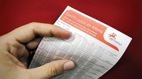 Certificados do Tesouro já têm mais dinheiro que os Certificados de Aforro
