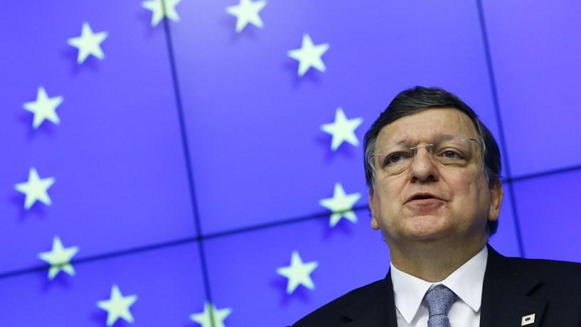 Bruxelas: Durão no Goldman Sachs não viola deveres de integridade
