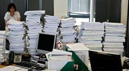 Falências decretadas nos tribunais diminuem 16% no quarto trimestre
