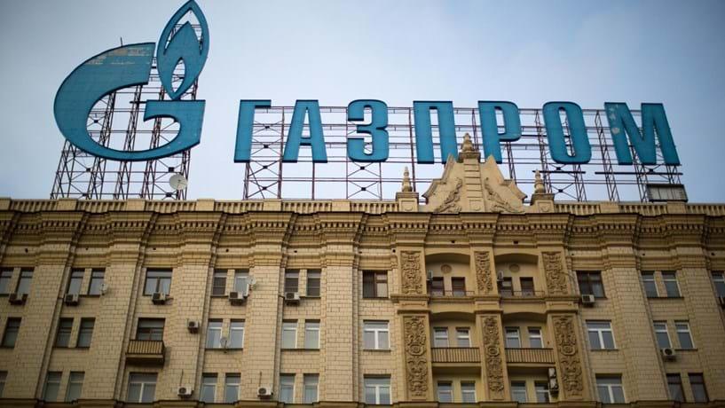 Gazprom próxima de acordo com Bruxelas