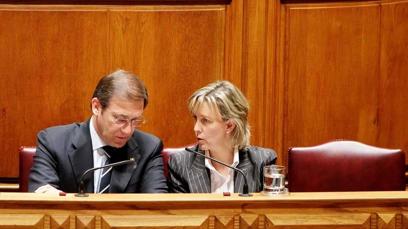 Passos rejeita falta de transparência na Caixa e Maria Luís desconhece relatório