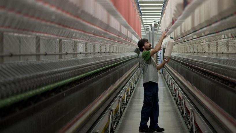 Exportações têxteis aumentam 6% até Setembro mas caem para os EUA