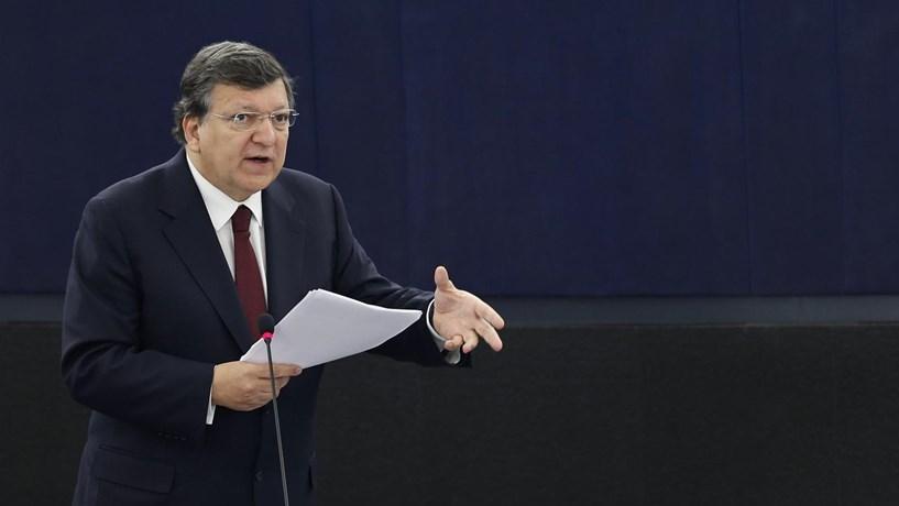 "Barroso diz que Europa ""podia ter feito mais"" para evitar o Brexit"