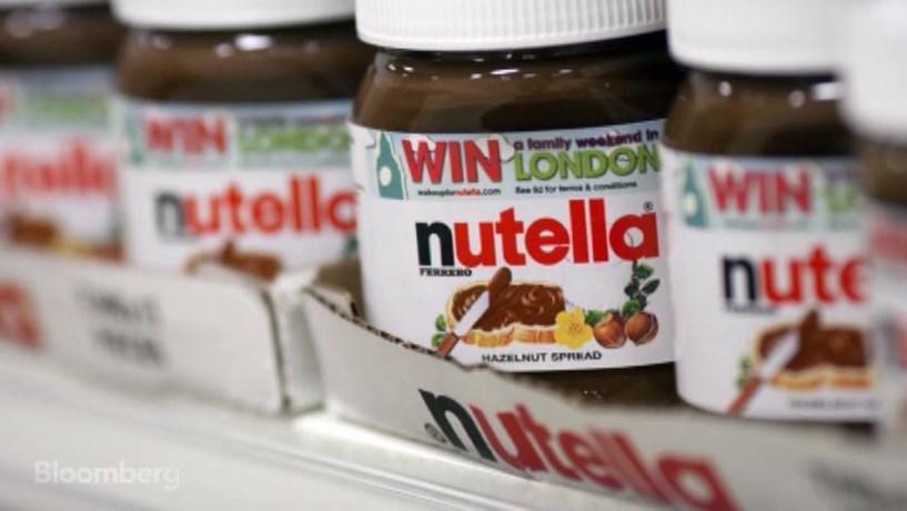 Nutella pode causar cancro. Ferrero diz que é segura