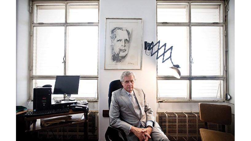 Entrevista de João Lobo Antunes em 2012 ao Negócios