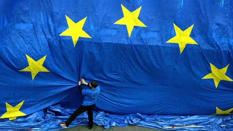 Economia da Zona Euro mantém crescimento de 1,6% no terceiro trimestre