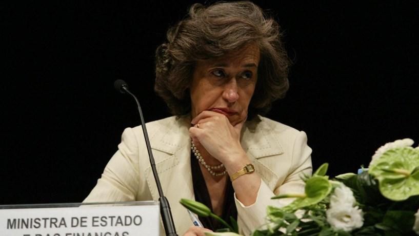 Ferreira Leite e Bagão Félix na comissão de inquérito à CGD