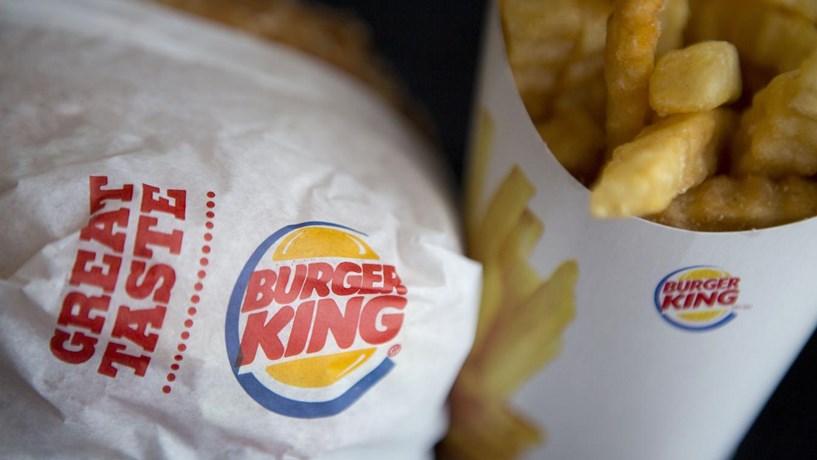 """O """"u"""" do Burger King que... afinal não foi"""