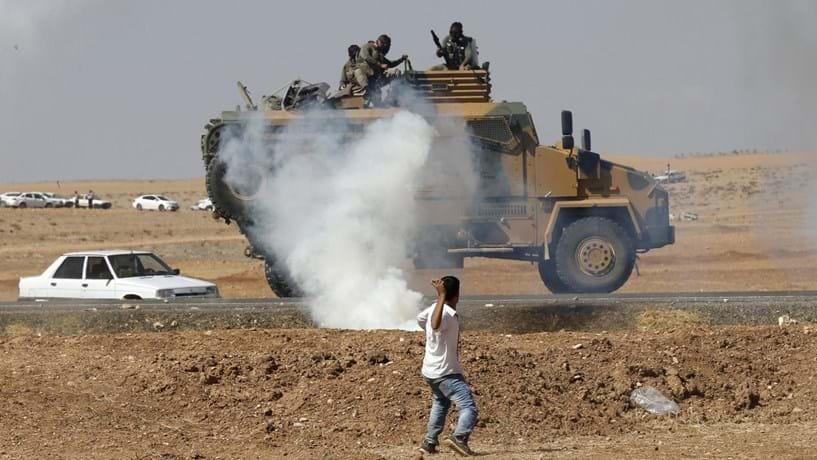 Começou operação para reconquistar Mossul ao Estado Islâmico