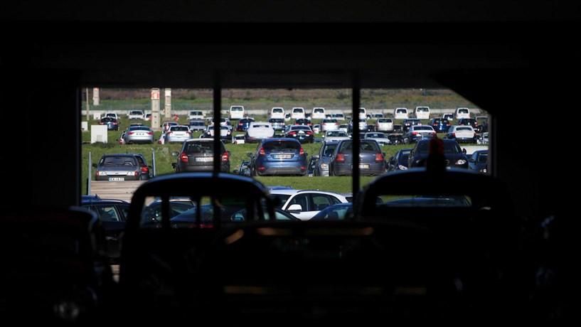 Portugal à margem de recorde nas vendas de carros na Europa em Março