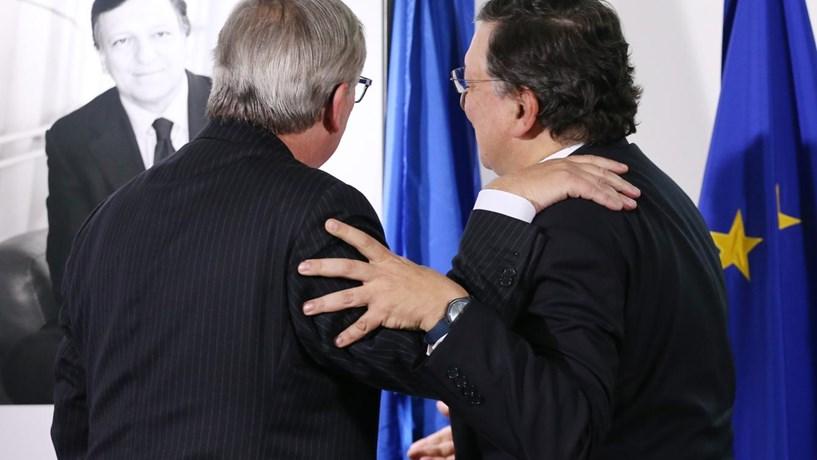 "Juncker já enviou para o Parlamento Europeu proposta para alargar período de ""nojo"" de políticos"