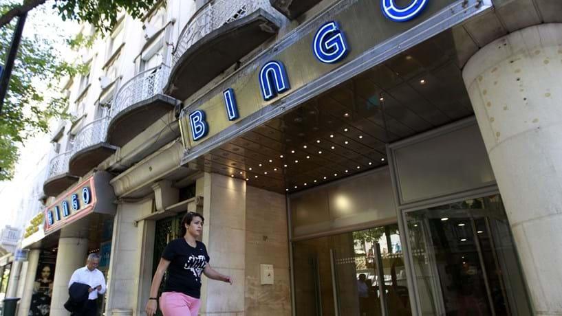 Bingo electrónico vai destinar 60% da receita para prémios