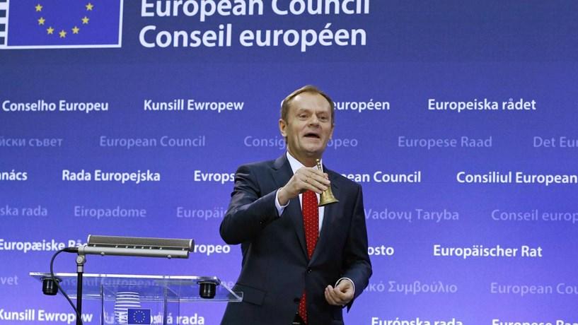 O presidente do Conselho Europeu, Donald Tusk, revelou as cedências de Bruxelas para manter o Reino Unido na União Europeia.