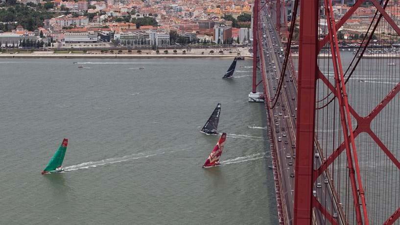 """Volvo Ocean Race quer ficar em Lisboa 10 anos pelo potencial de """"excelência"""" náutica"""