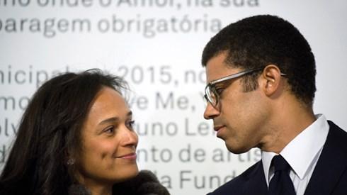 Sindika Dokolo: Isabel dos Santos é