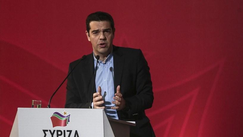 Comité central do Syriza aprova realização de congresso do partido em Setembro