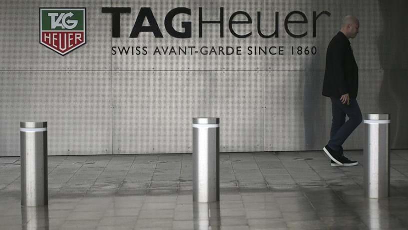 Marca de relógios de luxo TAG Heuer 'ataca' Silicon Valley
