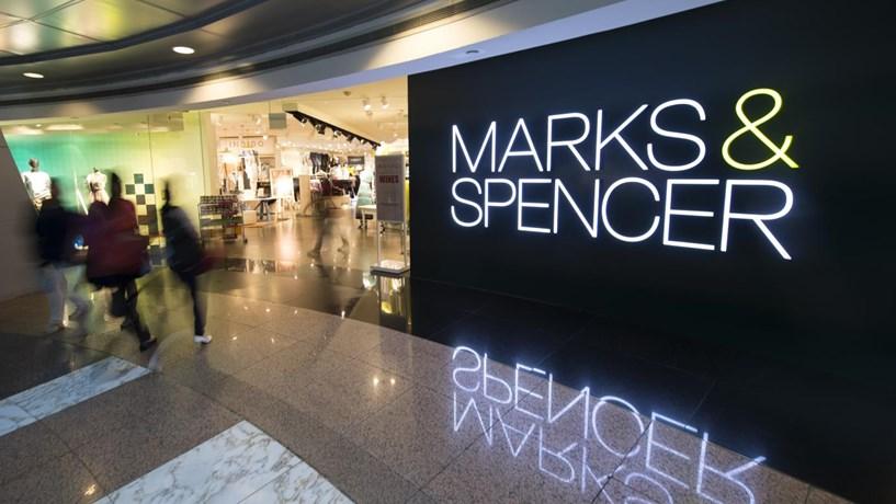 Marks & Spencer fecha todas as lojas fora do Reino Unido