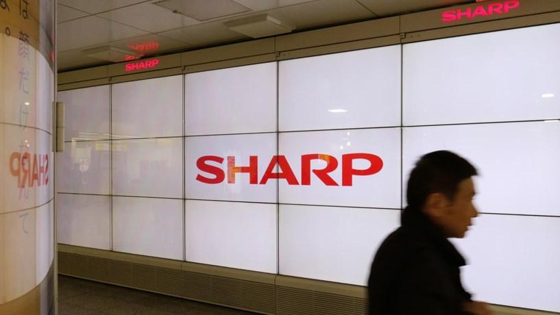 Foxconn oferece 4,6 mil milhões de euros pela japonesa Sharp