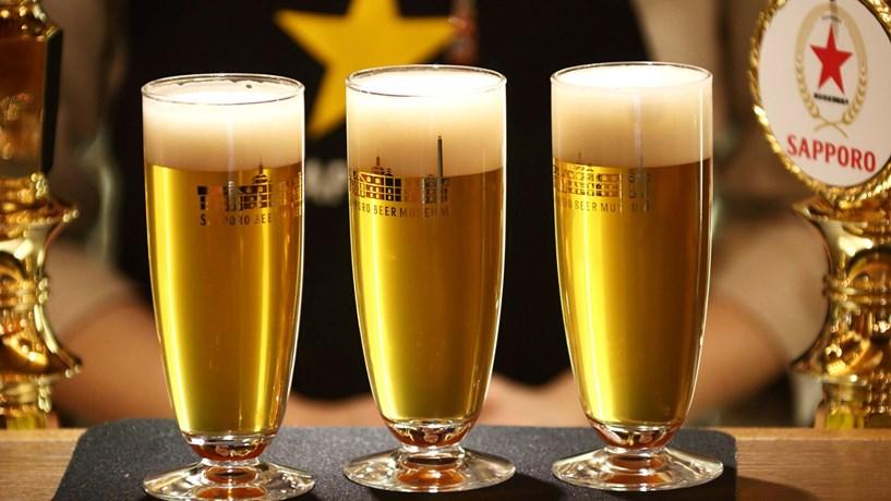Portugueses interrompem quebra acentuada no consumo de cerveja
