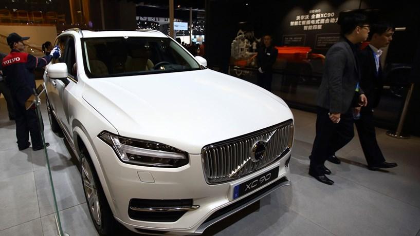 Volvo Cars a caminho da bolsa