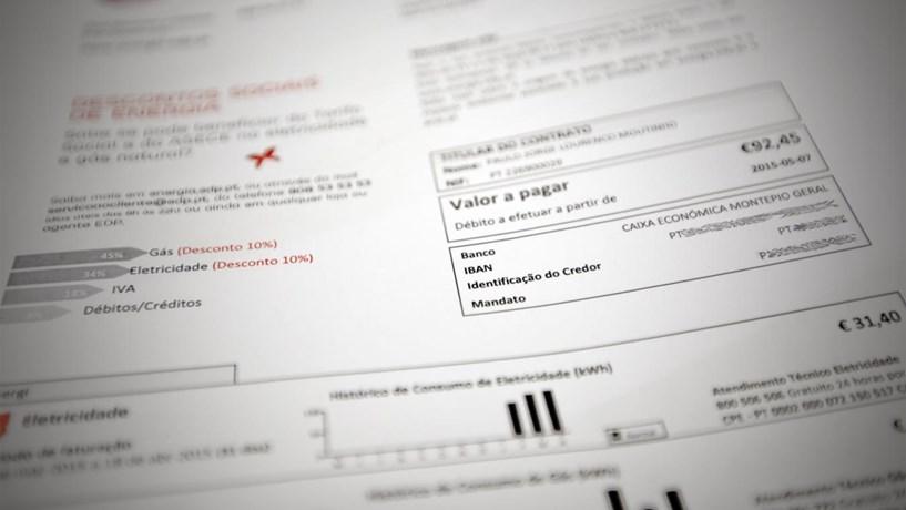 EDP Serviço Universal está a comunicar aos clientes que passam a receber a factura por email