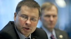 "Dombrovskis vê ""sinais encorajadores"" na economia portuguesa"