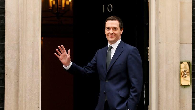 Ex-ministro das Finanças britânico passa a director do jornal Evening Standard