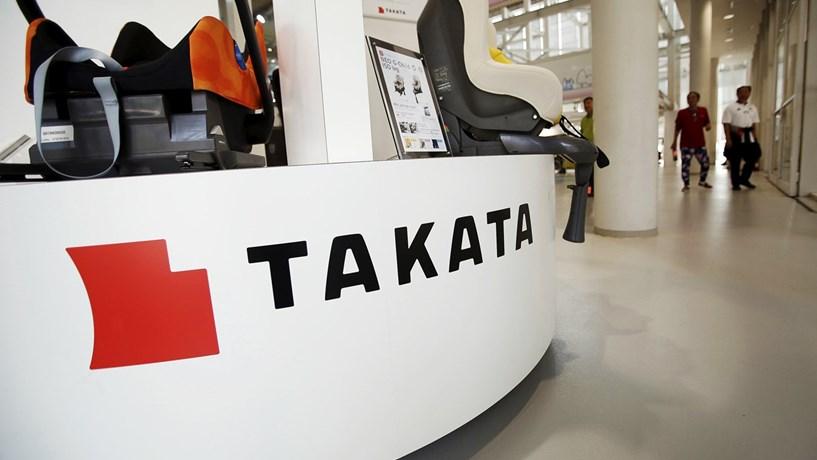 Japonesa Takata analisa avançar com processo de protecção contra credores