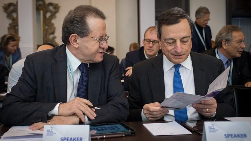 BCE preparado para agir se juros de Itália dispararem