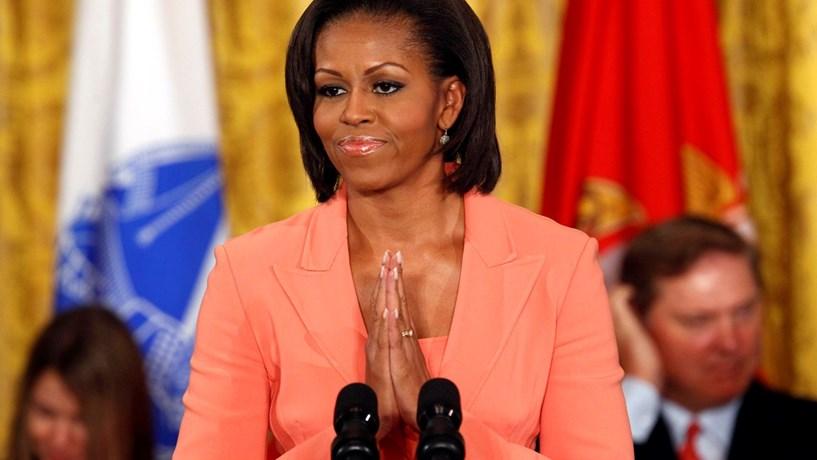 Michelle Obama alvo de insulto racista