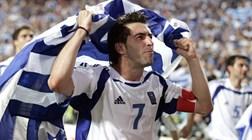 Ex-capitão da Grécia, agora eurodeputado, votaria em Figo para a FIFA