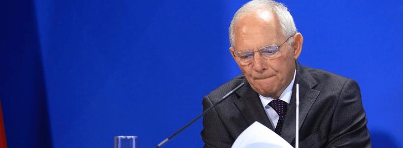 Schäuble: Portugal ia no bom caminho até mudar de Governo
