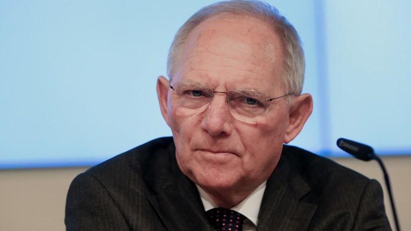 Schauble deixa alerta para Europa após escolha de Trump