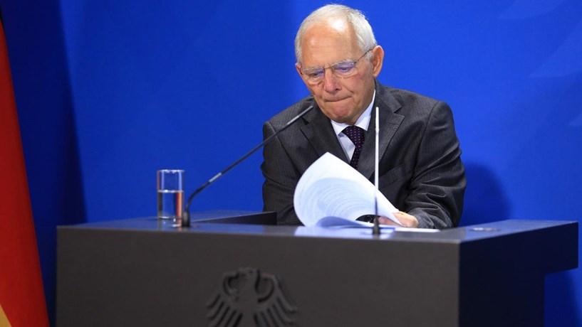 Schäuble em silêncio sobre resgate ao Deutsche Bank