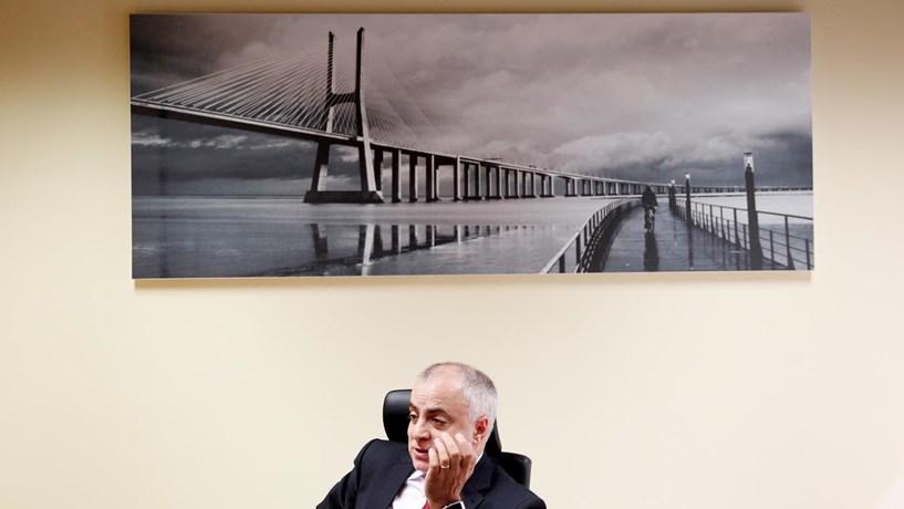 """Luís Lima: imobiliário dos bancos """"tem mercado específico"""""""