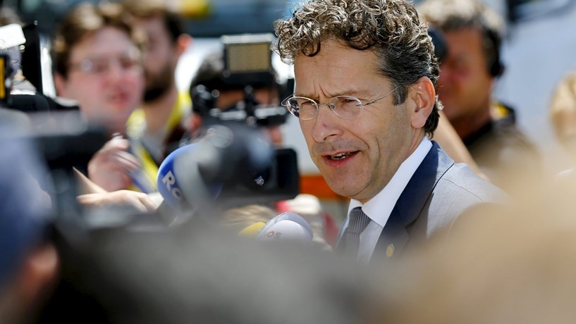 Portugal pede o afastamento de Dijsselbloem