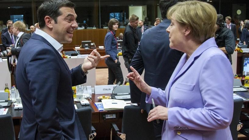 """Tsipras: """"O nosso objectivo é o de curar as feridas da crise"""""""
