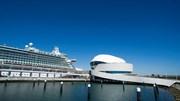Primeiro cruzeiro a encerrar e a zarpar de Leixões marcado para a Páscoa de 2018